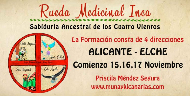 Rueda Medicinal ELCHE Facebook