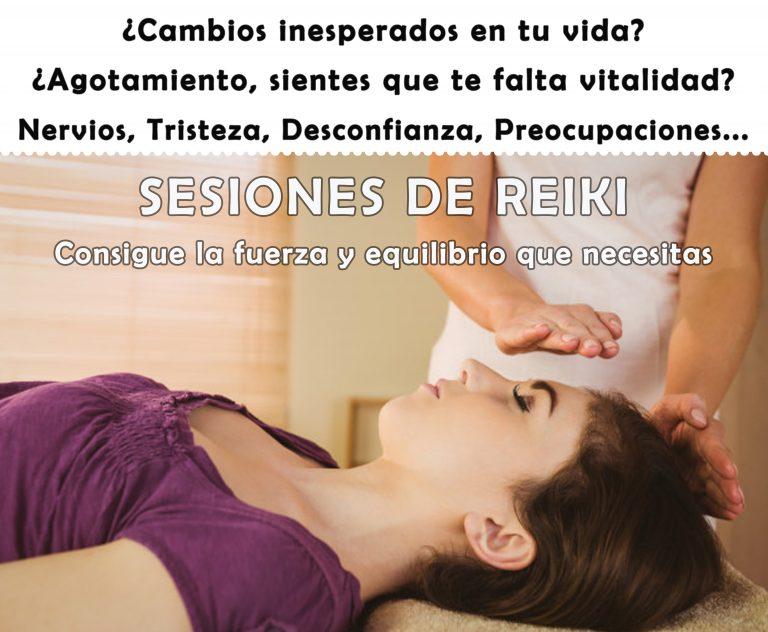 Sesiones Reiki, Priscila Méndez Segura